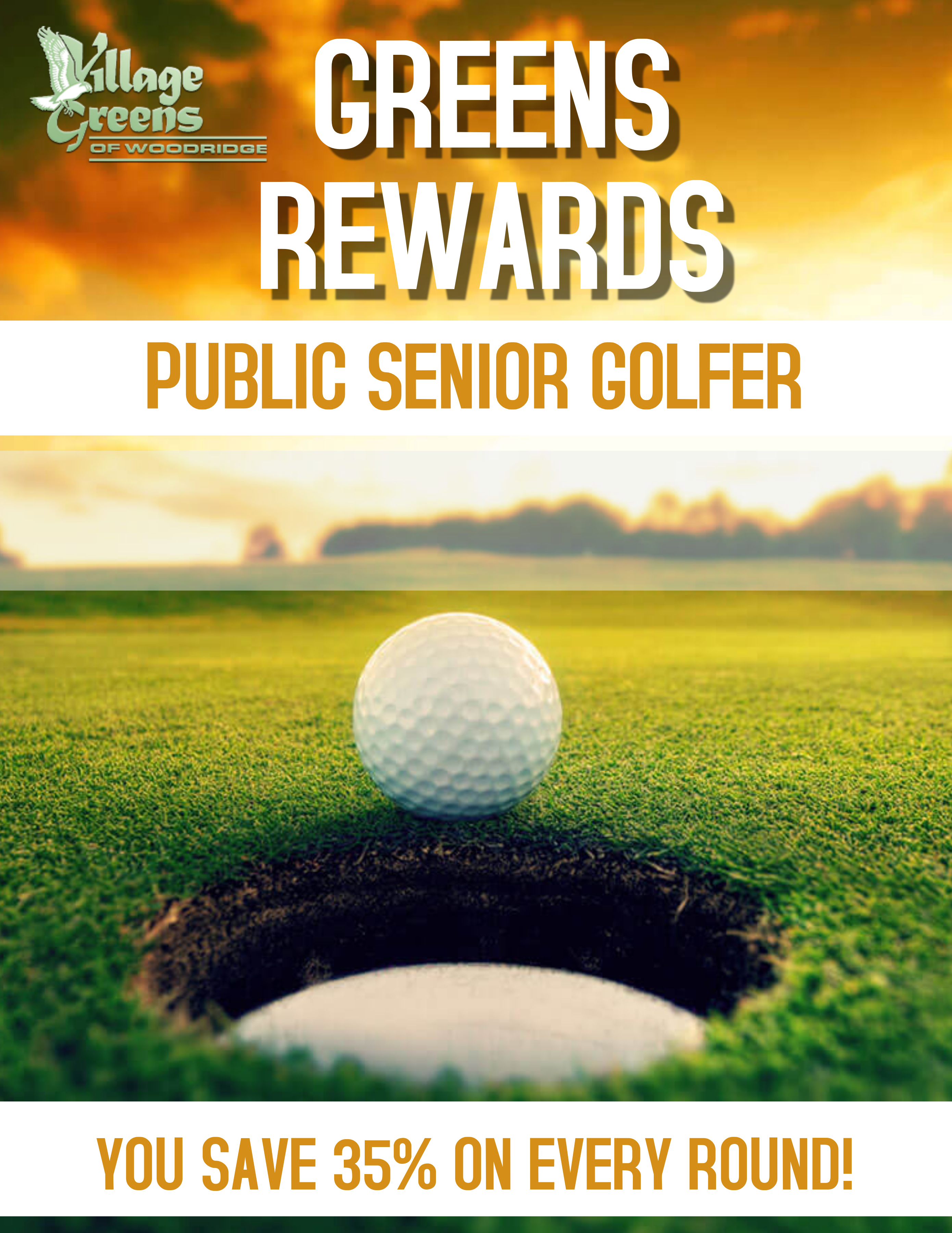 Greens Rewards Public Senior