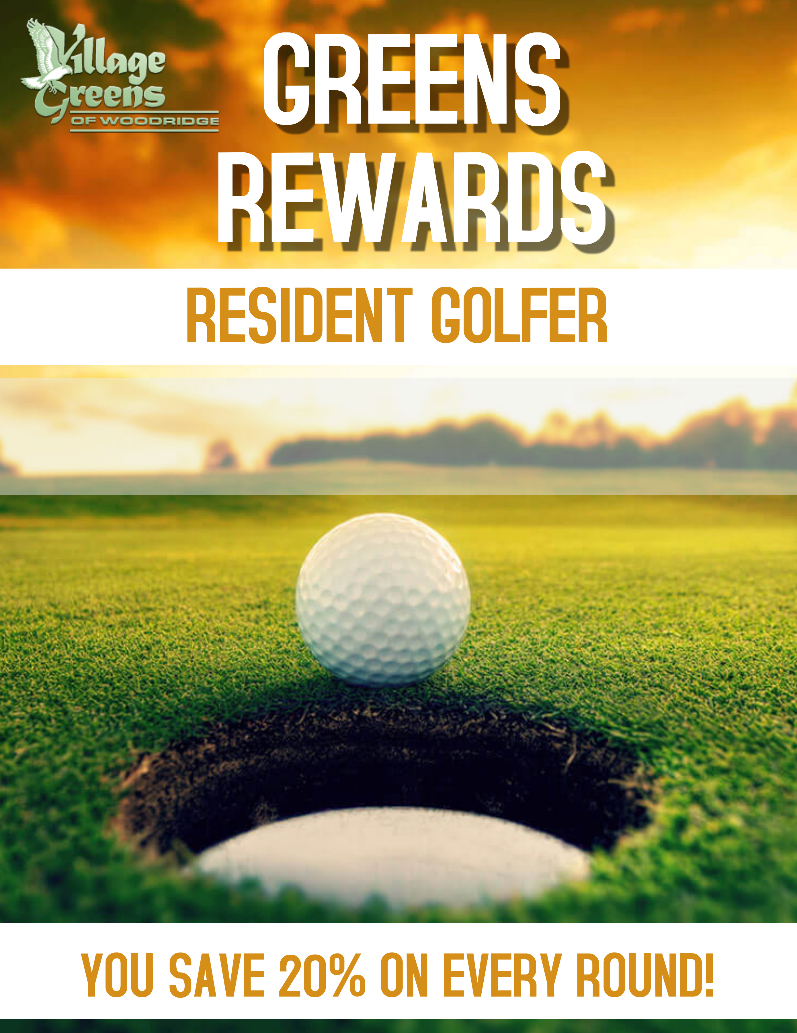 Greens Rewards Resident